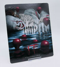 IT Chapter Two - Glossy Fridge / Bluray Steelbook Magnet Cover (NOT LENTICULAR)