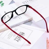 -Men Women Elegant Lightweight Transparent Rimless Reading Eyeglasses +1.0~+4.0