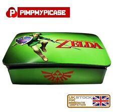 Raspberry Pi Black Case Shell for the Raspberry Pi 4B Retro Gaming Themed Zelda