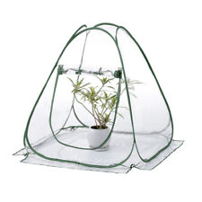 New listing Foldable Mini Greenhouse Portable Outdoor Garden Flower Plant Green House Cover