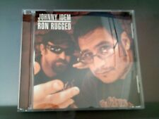 "JOHNNY "" IDEM "" CRATES & RON RUGGED CD * OZ AUSSIE HIP HOP * FT. REASON * OBESE"