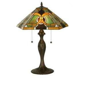 Meyda Lighting 22.5'H Moroccan Table Lamp, Oaiaag Zag Ha Xag - 81458