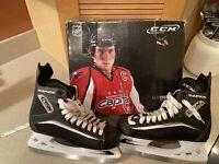 CCM Rapide Hockey Ice Skates SR 7 Size 8.5
