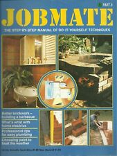 JOBMATE 5 DIY - BRICKWORK ELECTRICS PLUMBING PAINT etc