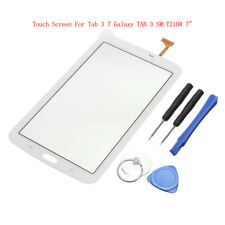 Touch Screen Digitizer + Replacement Tools For Samsung Galaxy TAB 3 SM-T210R 7''