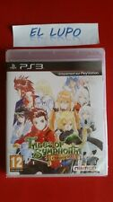 TALES OF SYMPHONIA CHRONICLES PS3 SONY NEUF SOUS BLISTER VERSION FRANCAISE
