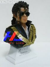 New Michael Jackson statue bust 1/2 figure limited rare disc thriller king
