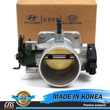 GENUINE Throttle Body Auto Trans for 1996-01 Hyundai Elantra Tiburon 35100-23031