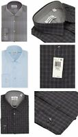 Calvin Klein CK Men's Non-IRon Dress Shirts Slim/Classic Fit Long Sleeve NEW