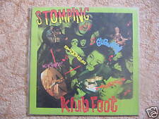 LP STOMPING AT THE KLUB FOOT / MILKSHAKES / STING RAYS / RESTLESS.. / excellent