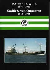 P A van Es & Co 1877-1985 Smith & van Ommeren 1913-1968