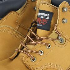 """Timberland Pro 6"""" Pitboss Soft Toe 33030 WIDE Wheat Men US size 8.5, EUR 42"""