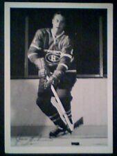 JEAN BELIVEAU  '60-61 YORK PEANUT BUTTER MONTREAL CANADIENS LEGEND 5 X 7 PHOTO