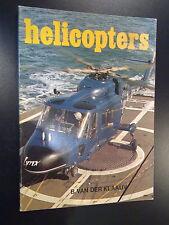 Helicopters door B. van der Klaauw