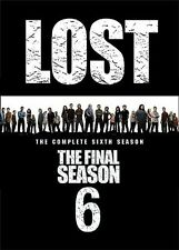 Lost ~ Complete 6th Sixth Season 6 Six ~ BRAND NEW 5-DISC DVD SET