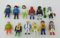 Vintage Playmobil Figure Lot 12 pc