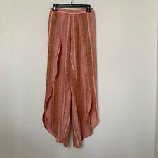 Drew Revolve Whitney Linen Pants SZ XSmall Pinks Womens