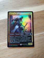 UFS Here Comes a New Challenger SF8P...1//2  Foil Promo