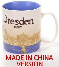 Starbucks® Dresden City Mug Germany NEW with tag made in China MIC