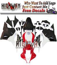 Fairings For Honda CBR600RR F5 09-12 Injection ABS Bodywork Kit Red White Black