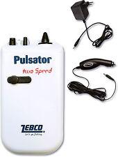Köderfischpumpe Multi Pulsator Sauerstoffpumpe Luftpumpe Batterie 12V, 220V