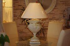 Tischlampe  Designerlampe Bürolampe Pokallampe Vasenlampe Marmorlampe Steinlampe