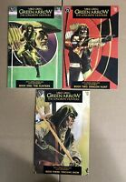 Green Arrow: The Longbow Hunters #1-3 Complete Series Mike Grell DC Comics 1987