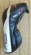 Titleist 917F Fairway Wood Headcover 917 F Golf Club Head Cover Ship