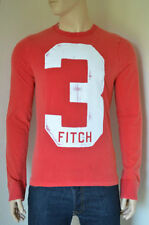 Abercrombie & Fitch Cotton Long Sleeve T-Shirts for Men