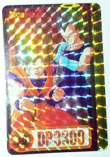 Carte DRAGON BALL Z DRAGONBALL GT CARDDASS CARD PRISM CARTE n°215 JAPAN 1995