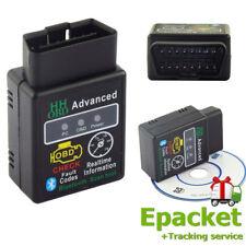 Pro OBD2 Advanced ELM327 V2.1 Bluetooth Car Scanner Diagnostic Scan Tool Kit