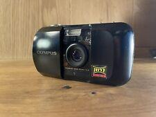 Opt Mint Olympus Mju μ Panorama Point & Shoot Film Camera 35mm F/3.5 From JPN
