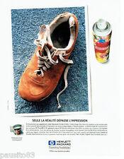 PUBLICITE ADVERTISING 096  1999  Hewlett Packard  imprimante HP Deskjet  *