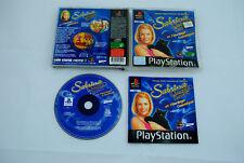 Jeu SABRINA et l'horloge cosmique sur Playstation 1 PS1 (one) REMIS A NEUF PAL
