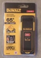 DeWalt DW065E Laser Distance Measurer - 65' Range - BRAND NEW !!!!!