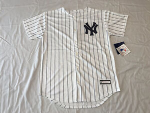 New York Yankees Genuine Merchandise Home Baseball Jersey Size Youth L (14/16)🔥