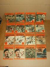 16X récits complets, collection LES ALLIES seconde guerre mondiale - années 40