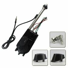 Automotive Power Antenna AM FM Radio Mast Vehicle Electric Replacement 12V