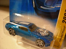 Hot Wheels '70 Pontiac Firebird 2007 New Models Blue