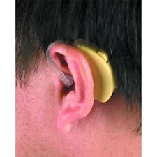 NEW HEARING AID ENHANCER SOUND SURVEILLANCE EAR SOUND AMPLIFIER w/ Hearing Brush