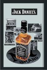 Jack Daniels Flasche Spiegel Mirror Wandspiegel ,Bar,Partykeller,Kneipe,30cm.