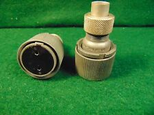 (1) PL-P164 CONNECTOR for SCR-522 VHF AIRCRAFT RADIO NOS
