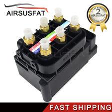 For Audi A8 S8 D4 4H A6 A7 S6 Air Suspension Compressor Valve Block 4H0616013A