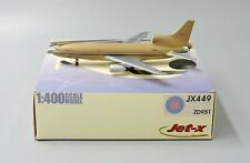 Royal Air Force Lockheed L-1011 Jet-X Scale 1:400 Diecast Models  JX449