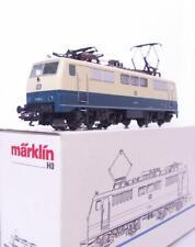 MARKLIN 3342 PRO DIGITAL SOUND - GERMAN DB BR 101 ELECTRIC 111 058-4 Ep.IV