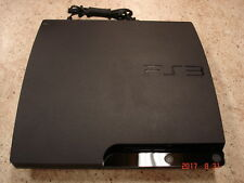 Sony PlayStation 3  PS3 CONSOLE  CECH-3001A  160GB Broken  AS-IS FOR PARTS