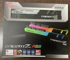 G.SKILL TridentZ RGB Series 16GB (2 x 8GB) 288-Pin DDR4 SDRAM DDR4 4000