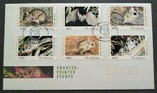 1994 Australia Animals Threatened Species CPS FDC PhilaKorea Exhibition Cachet