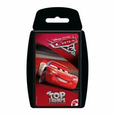 Top Trumps - Disney Cars 3 (Pixar)