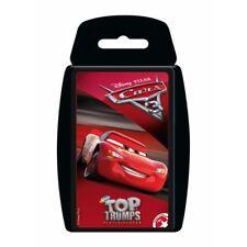 Top Trumps - Disney Cars 3 (Pixar)